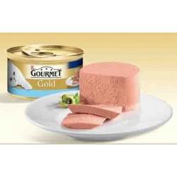 Gourmet Gold Mousse de pescado del oceano