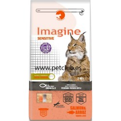 IMAGINE CAT SENSITIVE 8KG