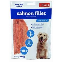 Filous Salmon fillet, premios de salmon para perros