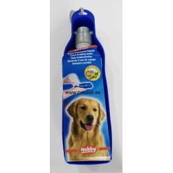 bebedero portatil perros, botella de agua perros