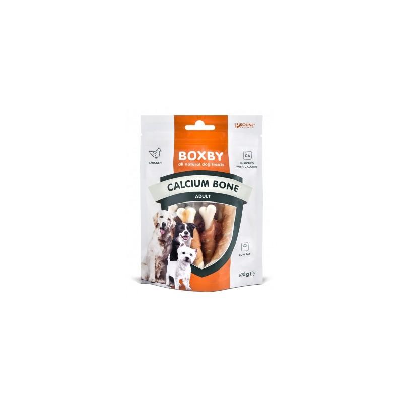 Boxby huesitos de calcio, boxby calcium bone