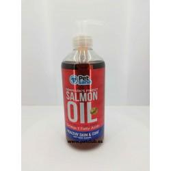 Aceite de salmon, dapac aceite de salmon, Pet San aceite de salmon, aceite de salmon para perros, aceite de salmon para gatos