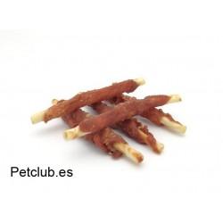 Barritas piel para perros, snack natural para perros