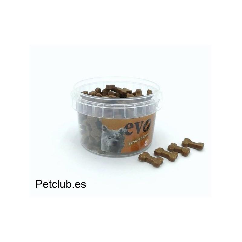 snack natural para perros, evo huesitos, premios para perros mini