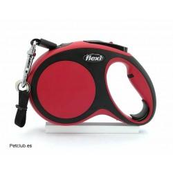 Flexi confort cinta, correa extensible para perros, correa flexi