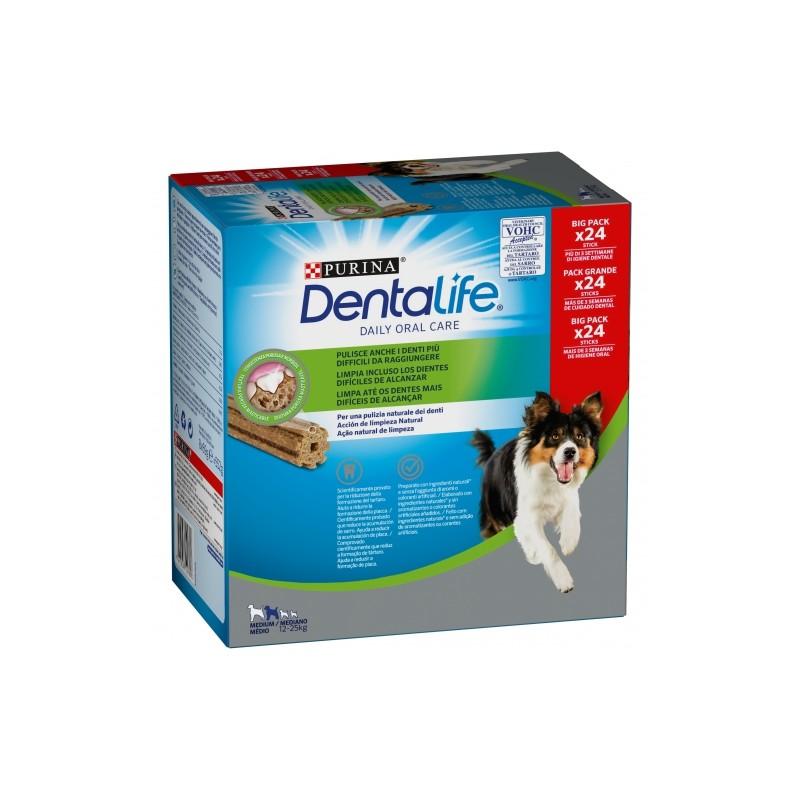 Purina dentalife, dentalife perros medianos
