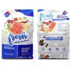 Anc Fresh Salmon, Fresh mediterranean sensitve,